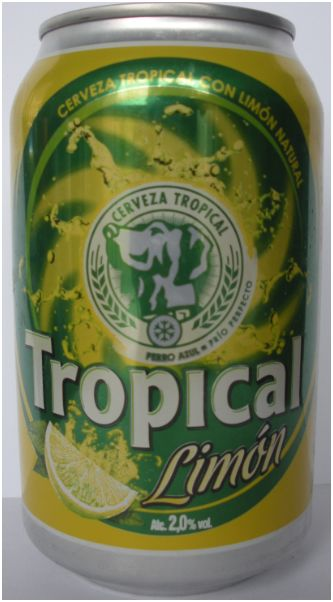 TROPICAL SHANDY